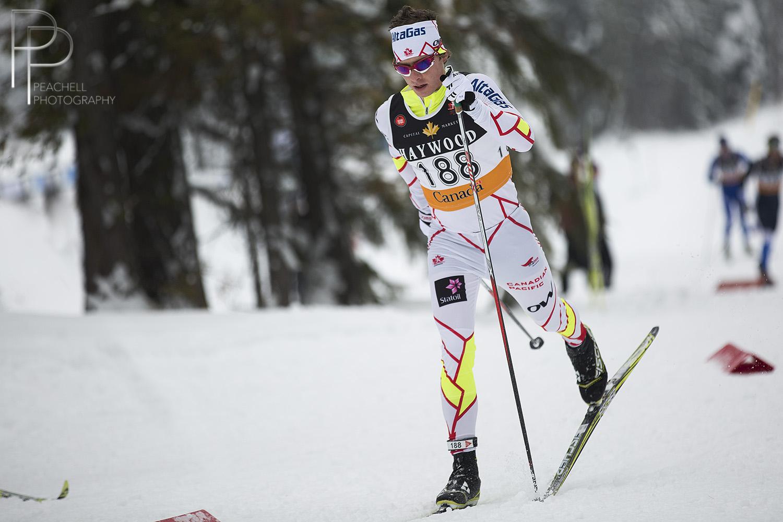 Kevin Sandau Rossland 15km