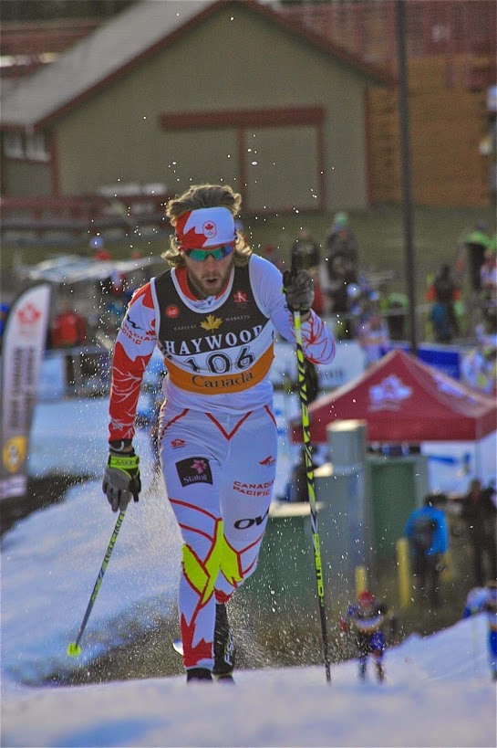 Graeme Killick, 12th (photo: Angus Cockney)