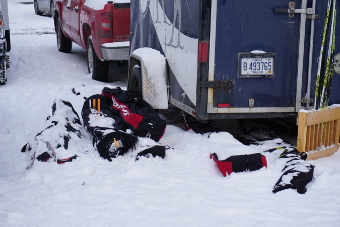 Un sport d'hiver... (photo: pierre shanks)