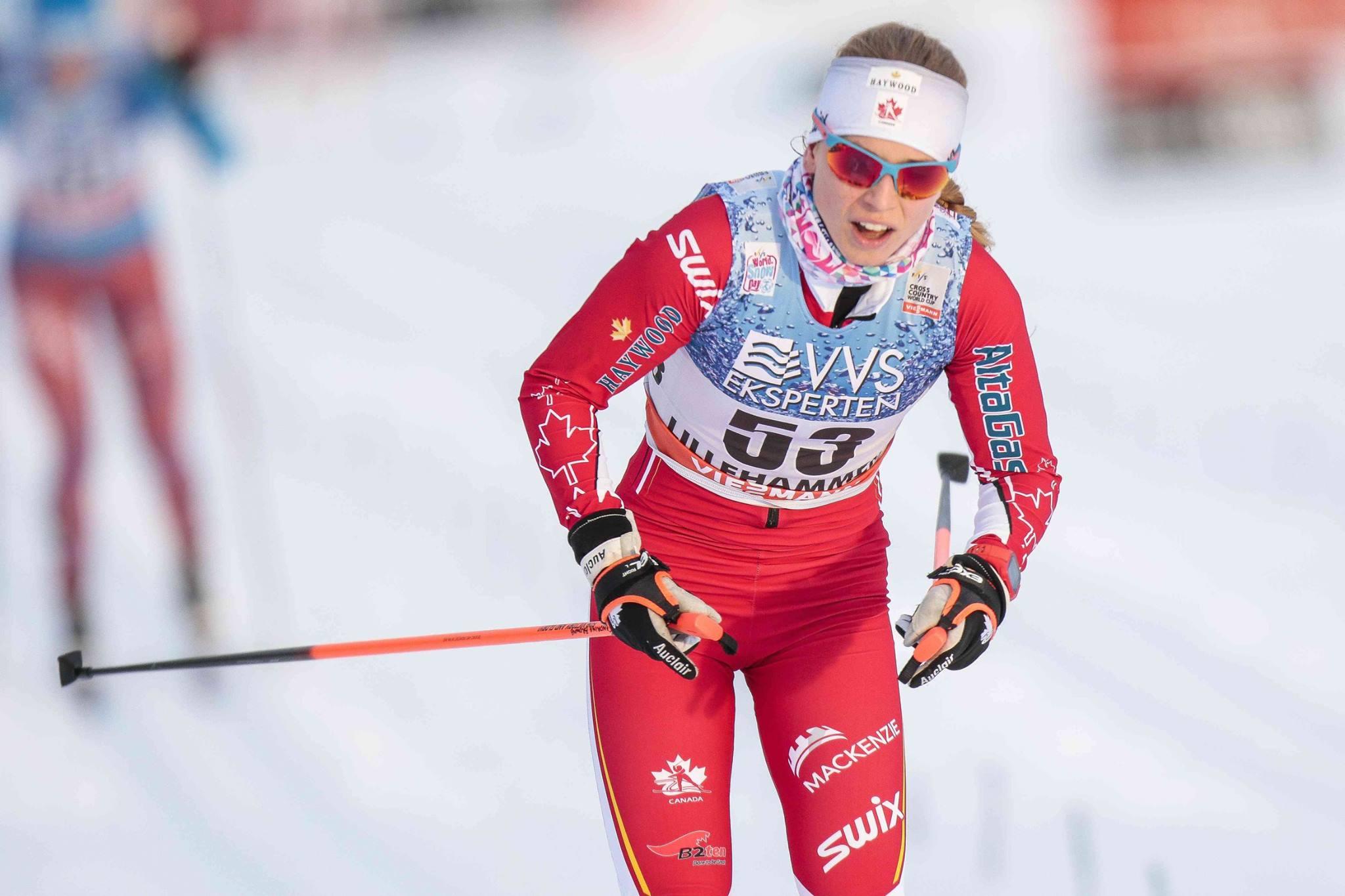 Cendrine Browne (photo: Nordic Focus)