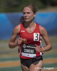 Anne-Marie Comeau (photo: Yves Longpré, Fédération québécoise d'athlétisme)