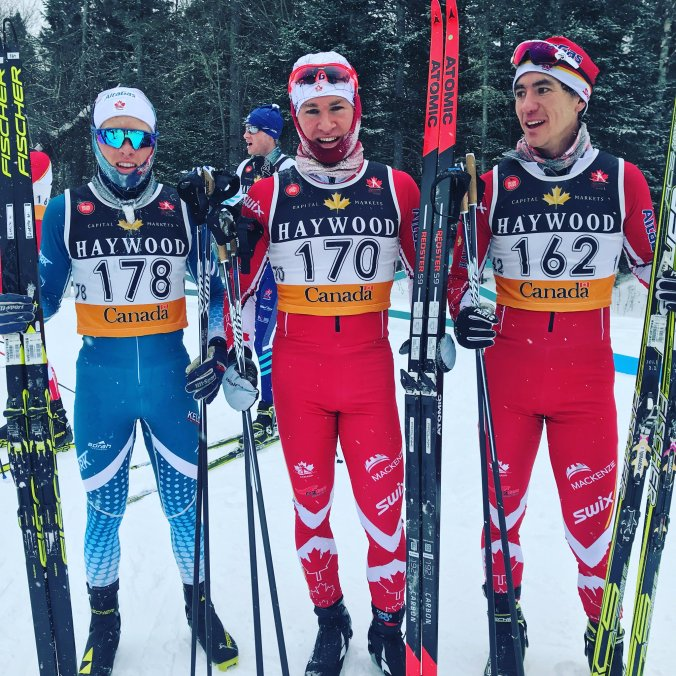 Gareth Williams, Knute Johnsgaard & Graham Nishikawa (photo: cccski)