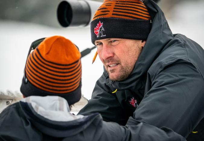 Pavel Lantsov - Biathlon Canada