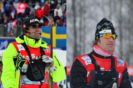 Justin Wadsworth, Louis Bouchard (photo: cccski)