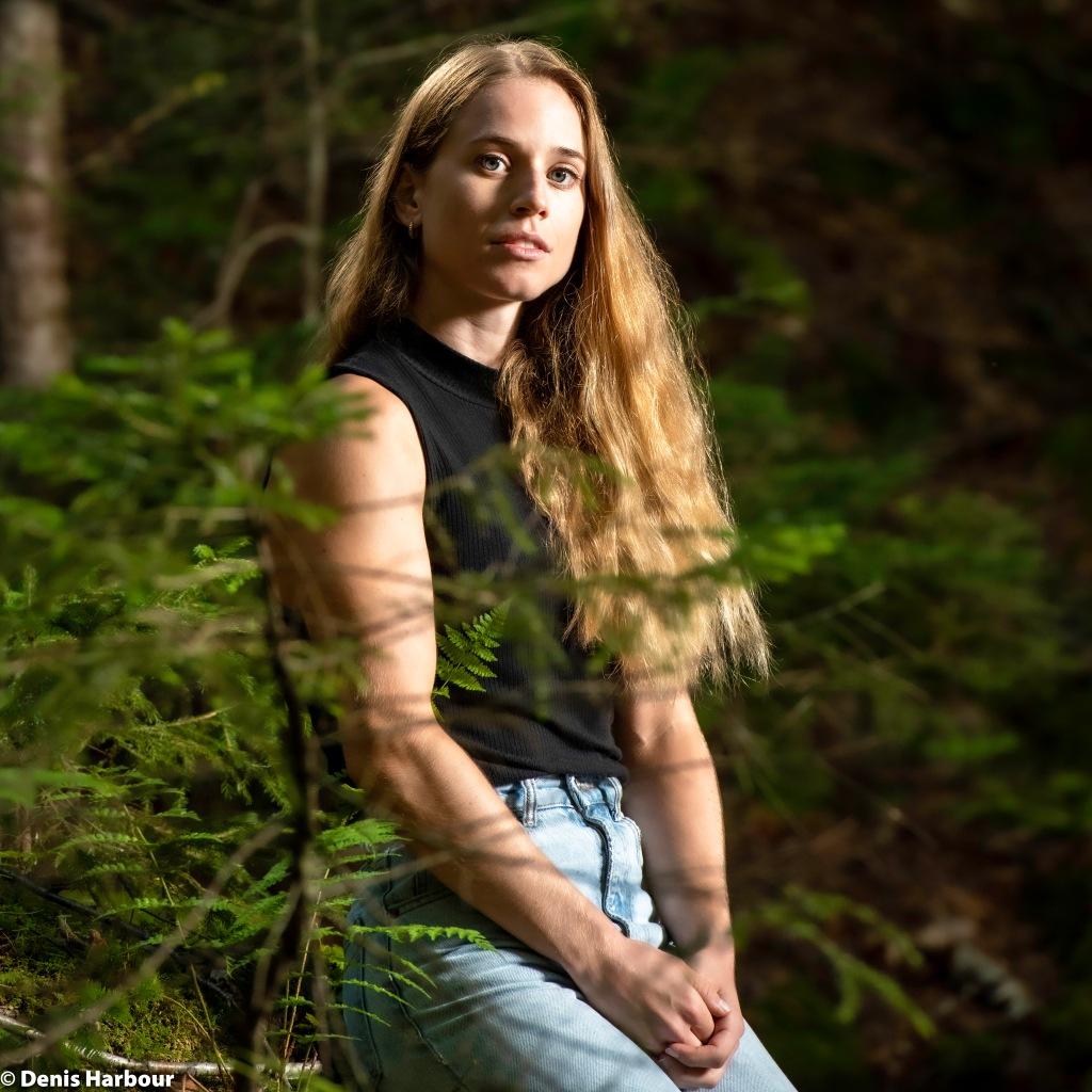 Cendrine Browne (photo: Denis Harbour)