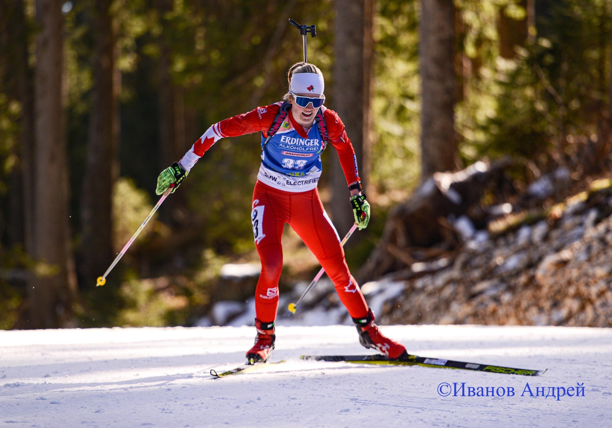 Emma Lunder (photo: Andrei Ivanov)